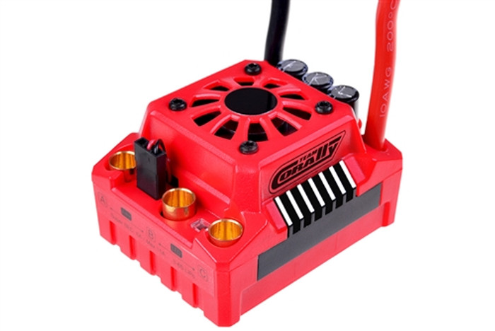 Team Corally TOROX 185 Amp Brushless ESC 2-6S - 1/8, C-54011
