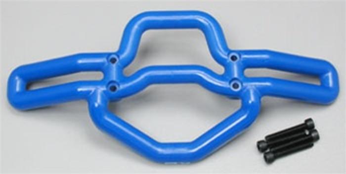 RPM Front Bumper for the Traxxas T/E-Maxx - Blue, 80105