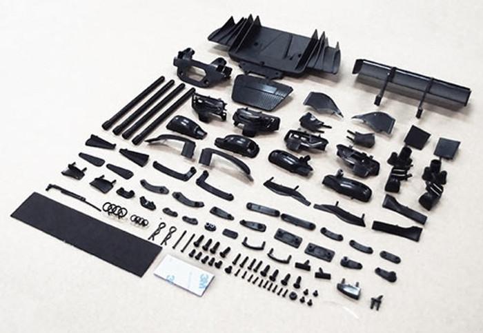 Carisma M40S Audi RS5 DTM Body Plastic Parts, 15373