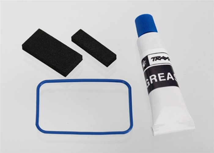 Traxxas Receiver Box Seal Kit - XO-1, 6425