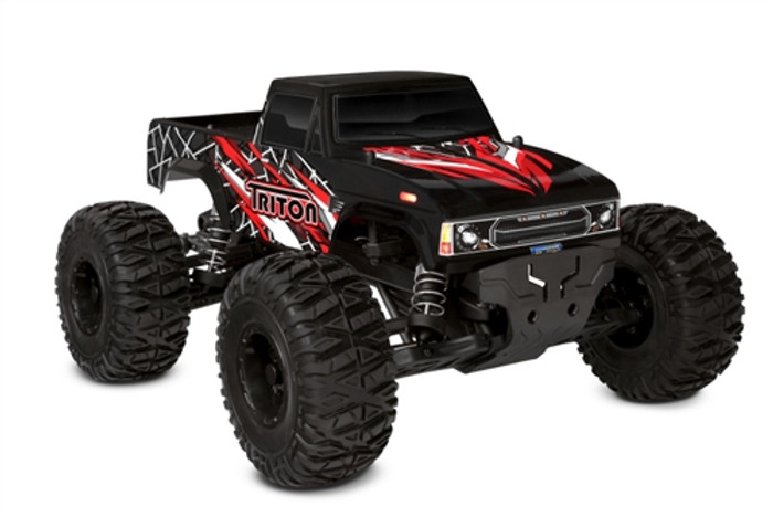 Team Corally 1/10 Triton XP 2WD Monster Truck Brushless, C-00251