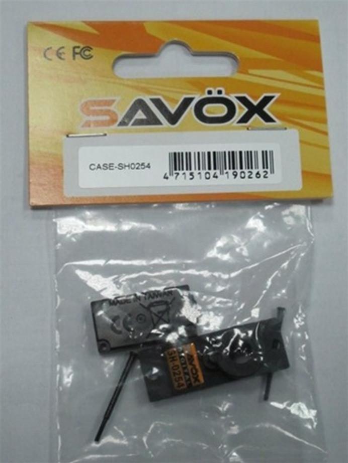 Savox CSH0254 Digital Servo Case for SH0254