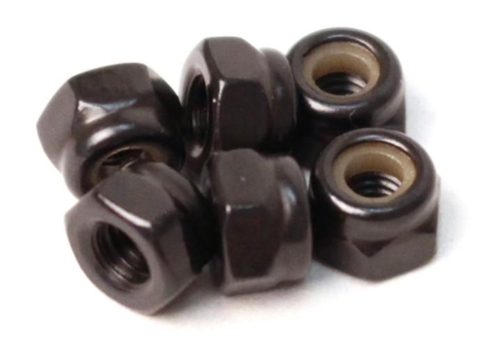 CEN Racing M4 Locknuts (6-pcs) for Colossus XT, G36402A