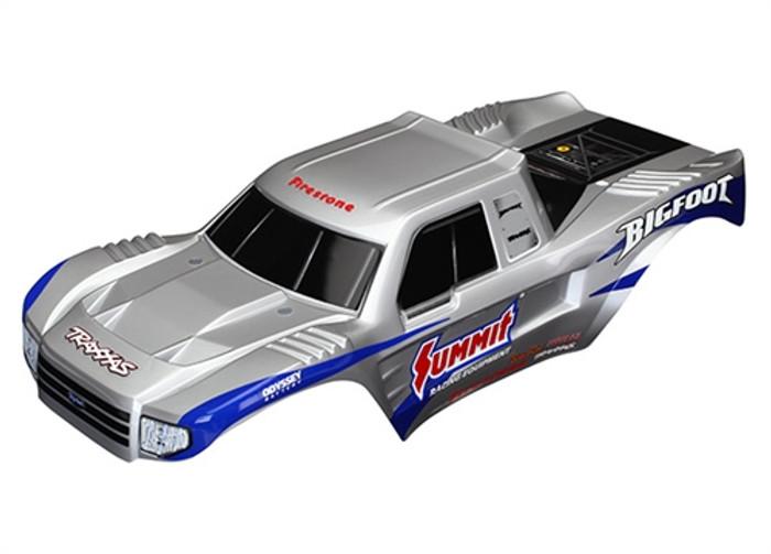 Traxxas Bigfoot Summit Racing Body, 3659