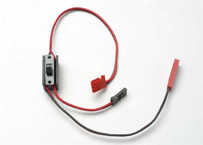 Traxxas Receiver Power Pack Wiring Harness, 3035