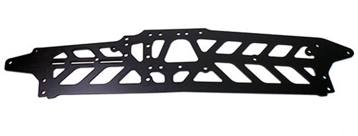 CEN Racing Frame Chassis Plate Matte Black for Colossus XT, GS521