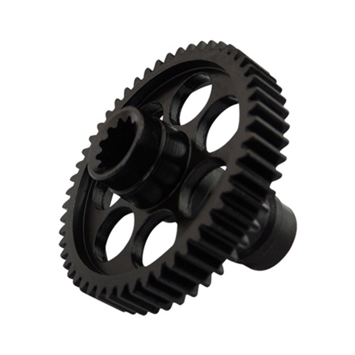Hot Racing 51T Steel Transmission Output Gear for Traxxas X-Maxx