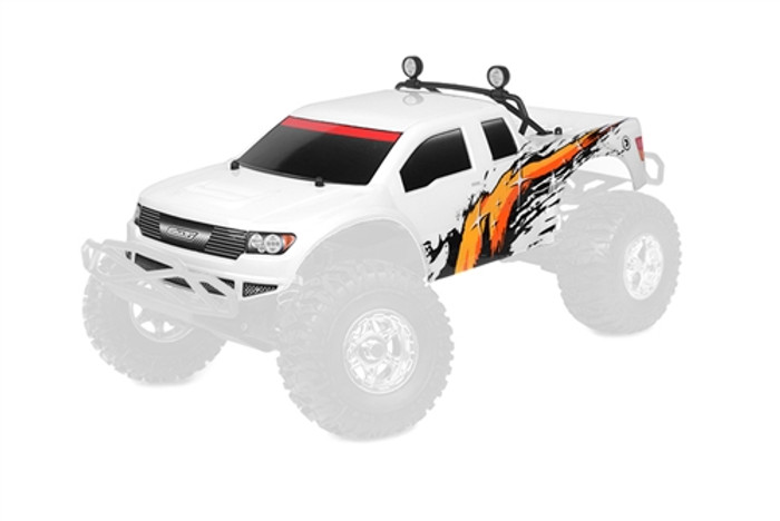 Team Corally Mammoth SP Painted Body, C-00254-200
