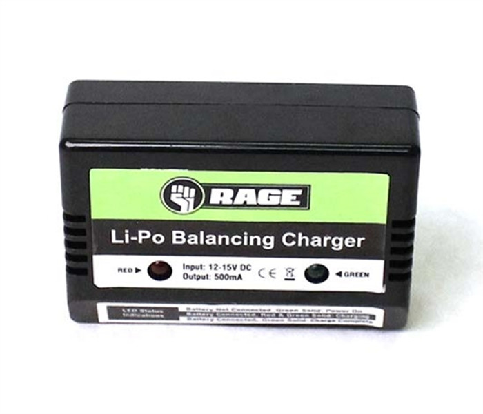 Rage Brushless Black Marlin Balance Charger