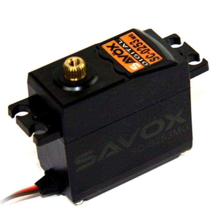 Savox SC-0253MG Metal Gear Digital Servo