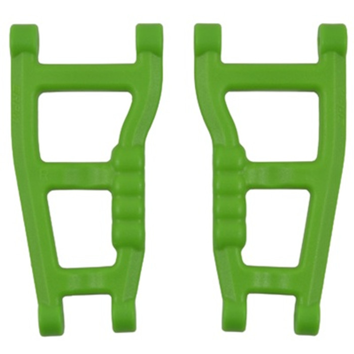 RPM Rear A-Arms for Traxxas Slash 2WD - Green, 80594