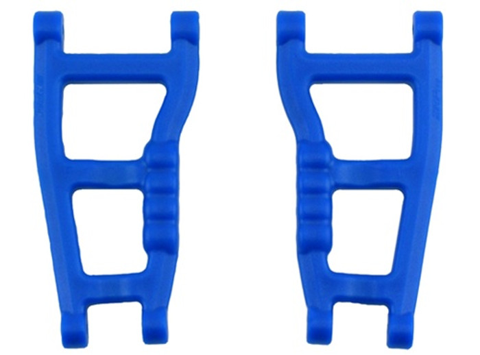 RPM Rear A-Arms for Traxxas Slash 2WD - Blue, 80595