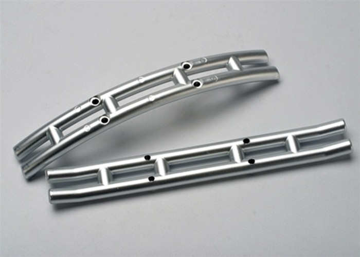 Traxxas Bumpers Satin Finished front and rear - Maxx, 4935