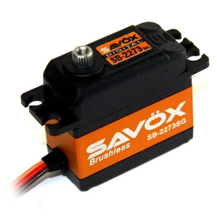 Savox SB-2273SG High Torque Brushless Steel Gear Digital Servo