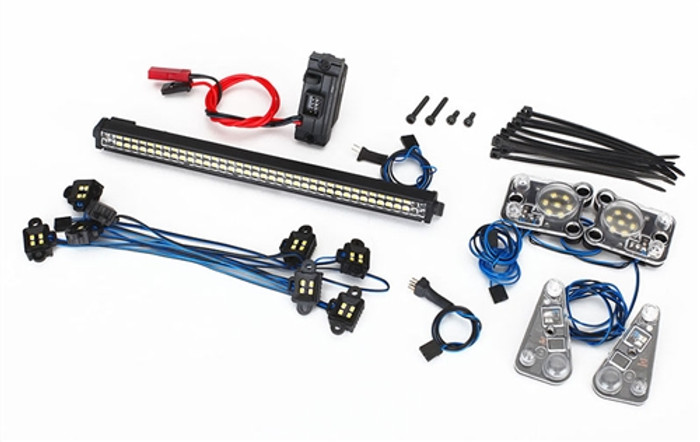 Traxxas TRX-4 LED Light Kit, 8030