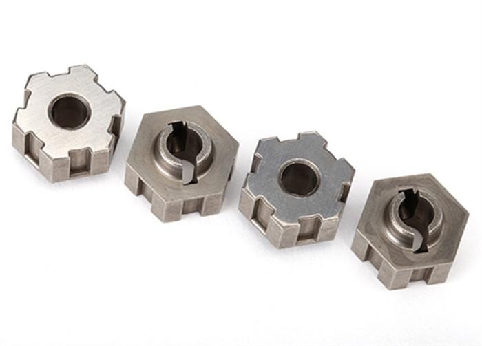 Traxxas Steel Hex Wheel Hubs for the Unlimited Desert Racer, 8568