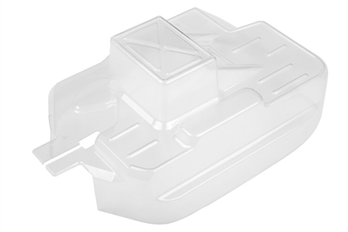 Team Corally Clear Polycarbonate Chassis Cover - 1/8, C-00180-399