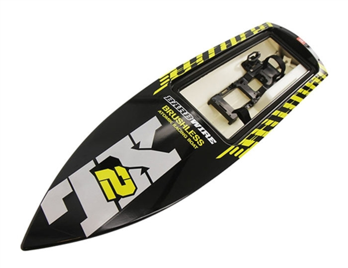 Atomik Hull for Barbwire XL 2 RC Boat, 18037