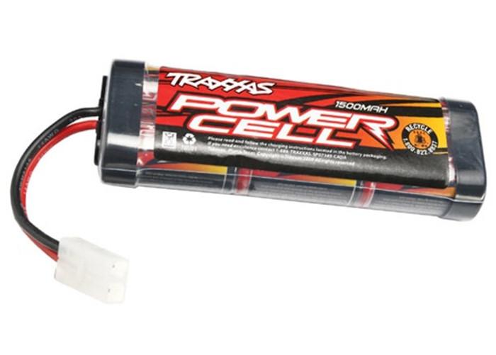 Traxxas 6-Cell 7.2V 1800mAh NiMH Tamiya Conn, 2919