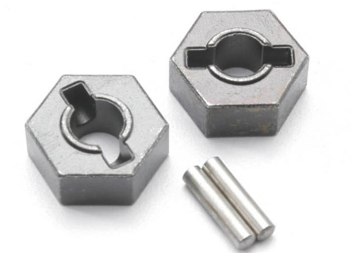 Traxxas Steel Hex Wheel Hubs, 4954R