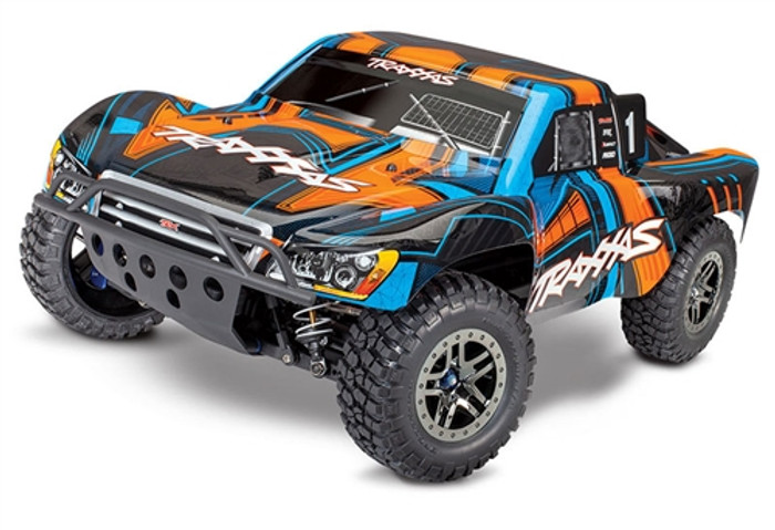 Traxxas Slash 4X4 Ultimate Edition with LCG and TSM - ORANGE, 68077-4