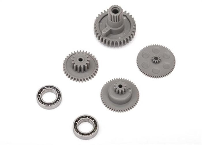 Traxxas Gears Set (for 2070, 2075 servos), 2072A