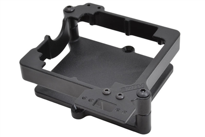 RPM Black ESC Cage for Castle Mamba Monster 2, 73622