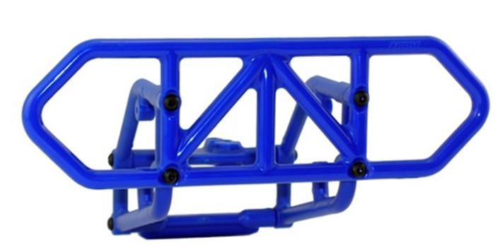 RPM Rear Bumper for Traxxas Slash 4X4 - Blue, 80125