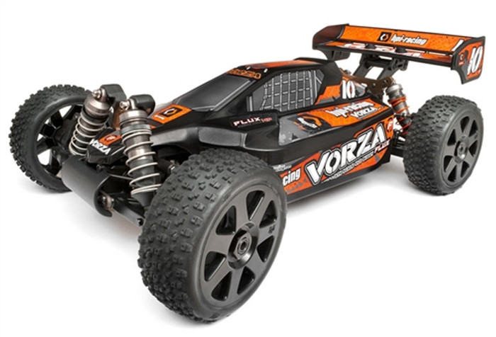 HPI Racing Vorza FLUX HP Brushless 1/8 4WD Buggy, 101850