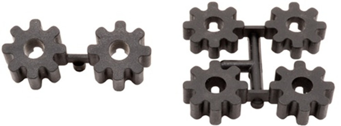 RPM Replacement Spline Drive Adapters - set of 6, 73012