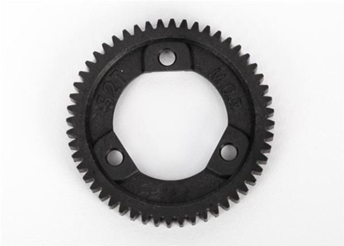 Traxxas Spur Gear 52-Tooth 0.8 metric pitch for Slash 4x4 center differential, 6843R