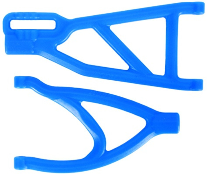 RPM Rear A-Arms for Traxxas Revo - Blue, 80195