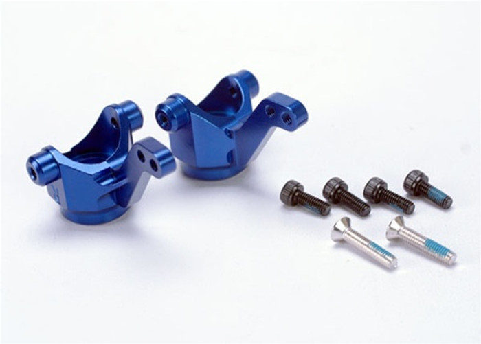Traxxas Aluminum Steering Blocks/Axle Housings, 4336X