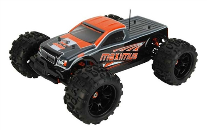 DHK Maximus 1/8 4WD Brushless Monster Truck, 8382