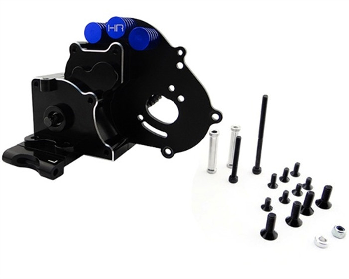 Hot Racing Aluminum Transmission Case for Slash/Stampede/Rustler 2WD