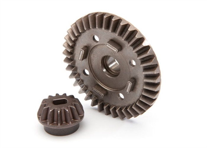 Traxxas Rear Differential Ring and Pinion Gear for Maxx 4S, 8977