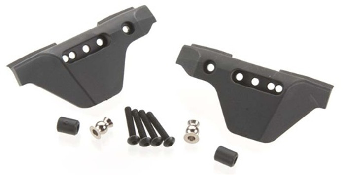 Traxxas Rear Suspension Arm Guards, 6733