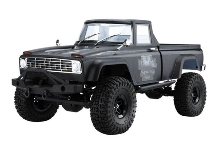 Carisma SCA-1E Scale Coyote 1/10 4WD Scaler RTR, 77768