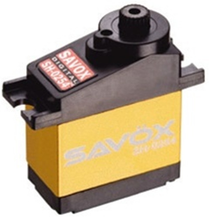 Savox SH-0254 High Torque Micro Digital Servo