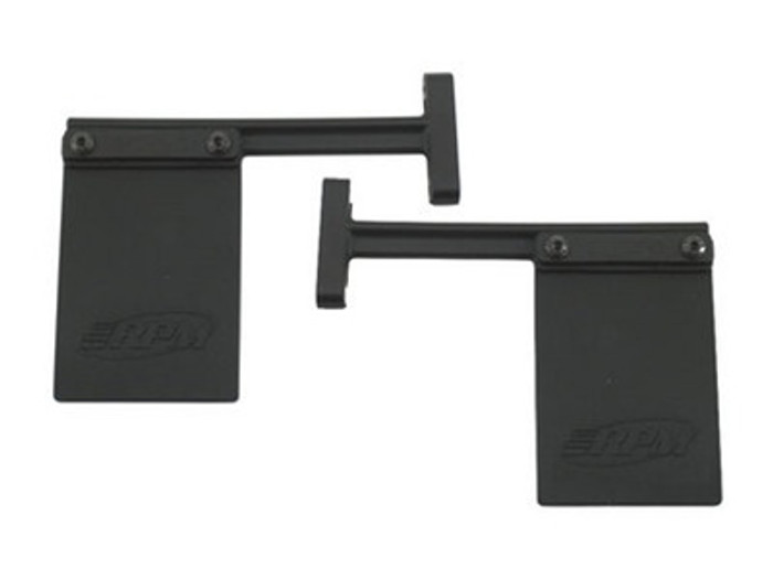RPM Mud Flap System for Traxxas Slash 2WD/Slash 4x4, 81012
