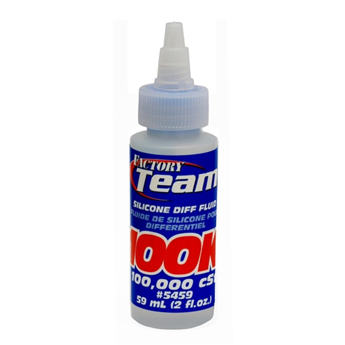Associated Silicone Diff Fluid 100,000CST 2oz, 5459