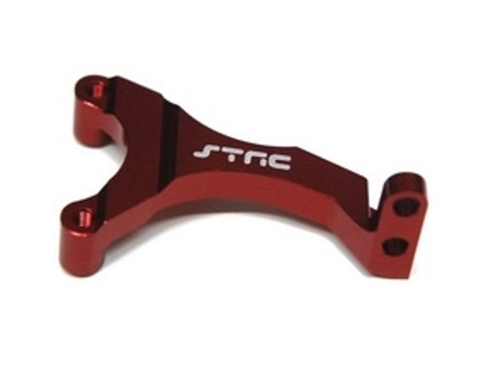 ST Racing Concepts Aluminum Rear Chassis Brace for Traxxas Nitro Slash 2WD (Red), 4434R