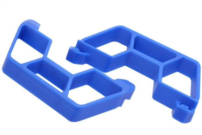 RPM Nerf Bars for Traxxas LCG Slash 2WD - Blue, 73865