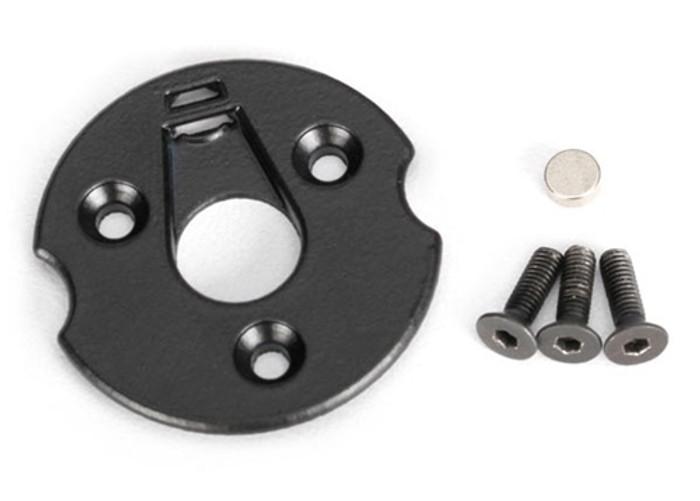 Traxxas Telemetry Trigger Magnet Holders with Magnet (slipper), 6538