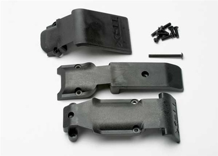 Traxxas Skid Plate Set (front & rear), 5337