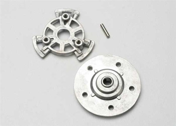 Traxxas Slipper Pressure Plate/Hub (alloy), 5351