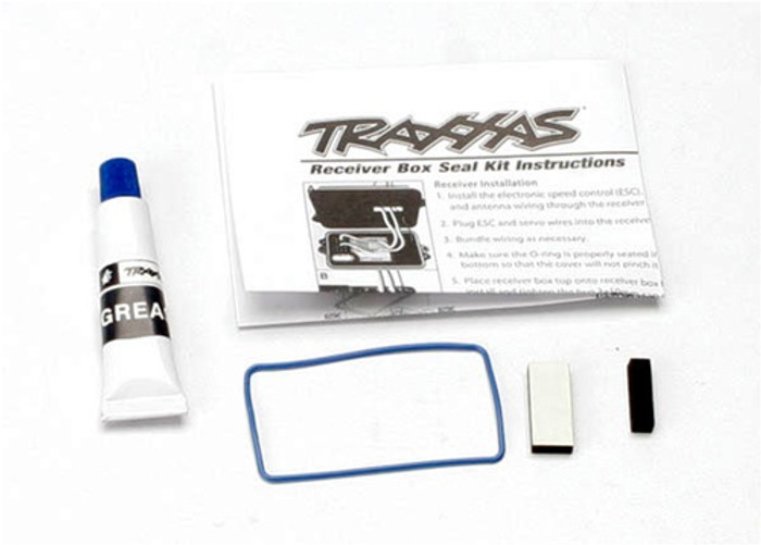 Traxxas Receiver Seal Kit, 3629