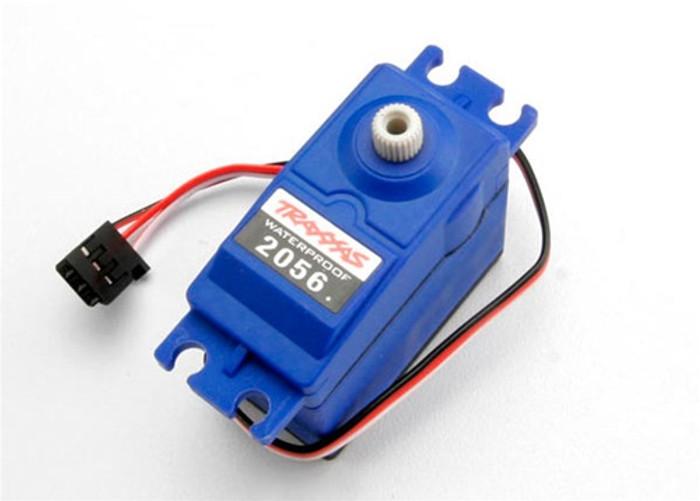 Traxxas Servo High-Torque Waterproof (blue case), 2056