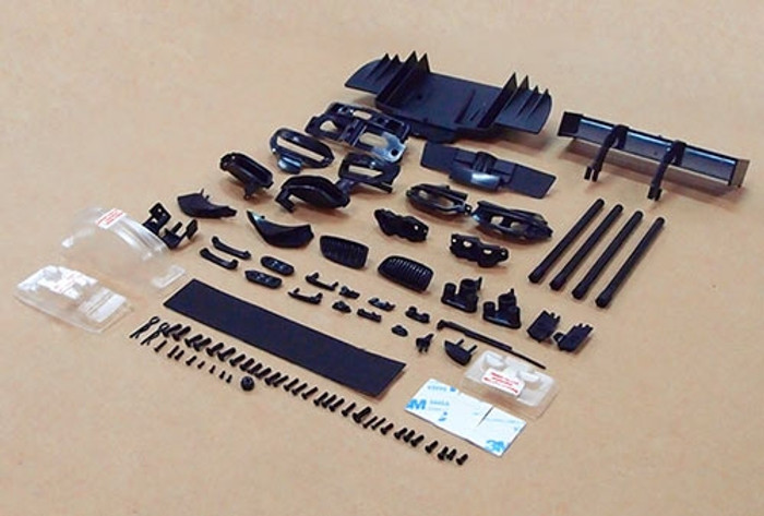 Carisma M40S BMW M4 DTM Body Plastic Parts, 15438
