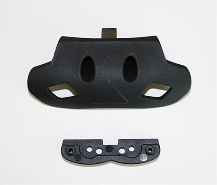 DHK Lower Suspension Arm Plate and Front Bumper for Wolf 2/Raz-R 2, 8138-705